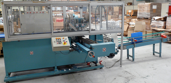 ARNO automated riveting machine 0911 MANUFACTURED IN 1996 FULLY CE REGULATED VERY GOOD CONDITION - Image 1